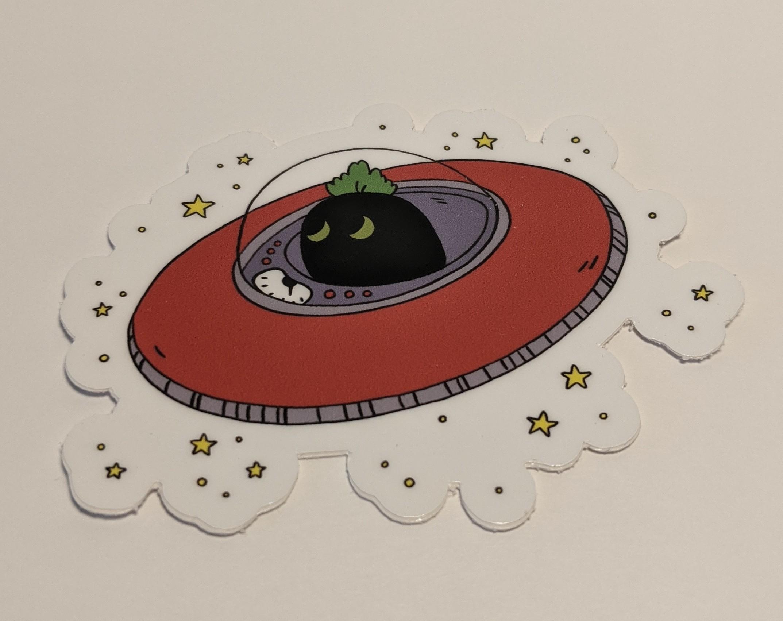 UFOSticker