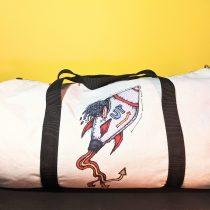 Coaltoons Rocket Duffle Bag